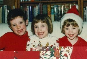 Doug, Catherine, & Emily
